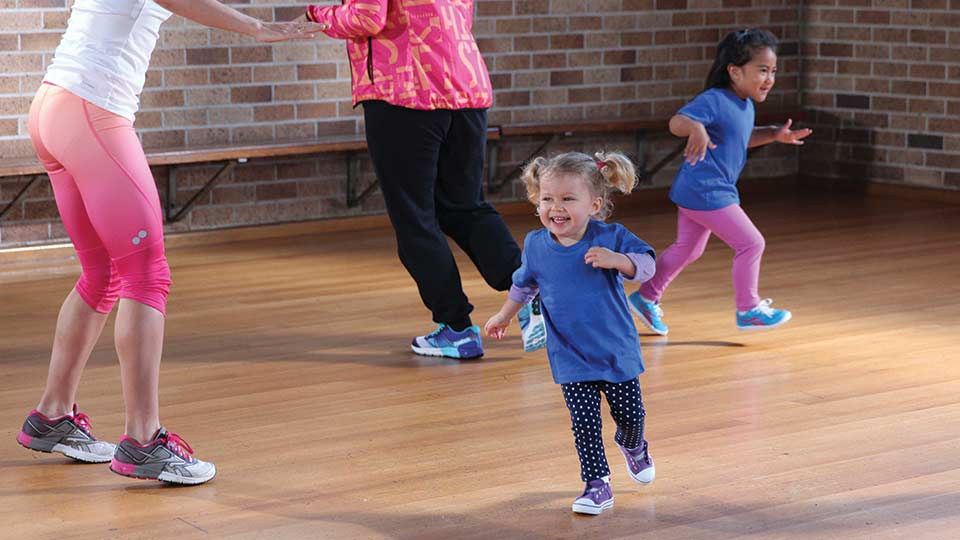 Children - activity - BORN TO MOVE™