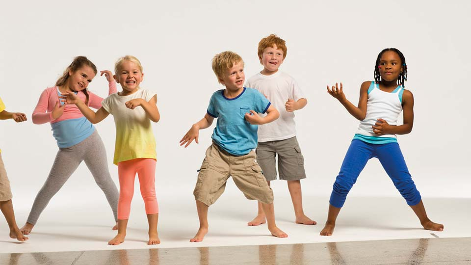 Les Mills - BORN TO MOVE™ -   6 - 7 year olds