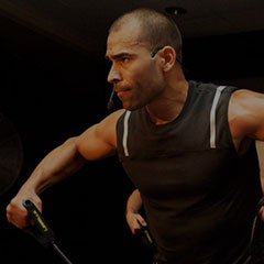 Les Mills instructor Angel Santiago