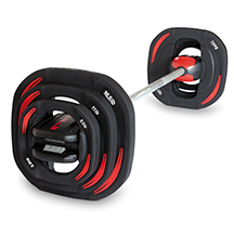 LES MILLS SMARTBAR barbell fitness equipment