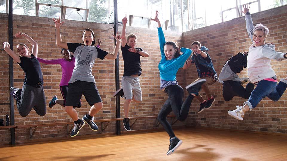 Les Mills - BORN TO MOVE™ - teens