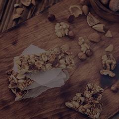 protein nut energy bar