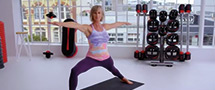 BODYBALANCE Moves - Warrior 2
