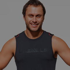 BODYPUMP™ Program Director Glen Ostergaard