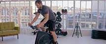 RPM Moves - Standing climb