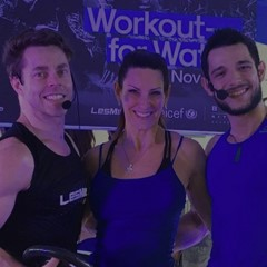 WORKOUT FOR WATER INSTRUCTOR STORIES