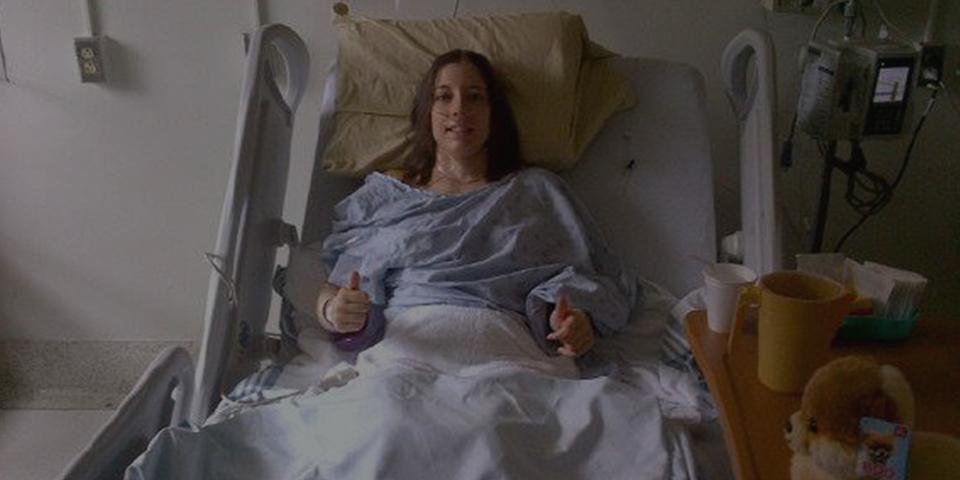Erica Croke cancer survivor