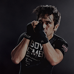 Les Mills BODYCOMBAT instructor