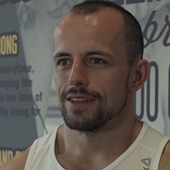 Andy Macaulay - BODYCOMBAT is changing