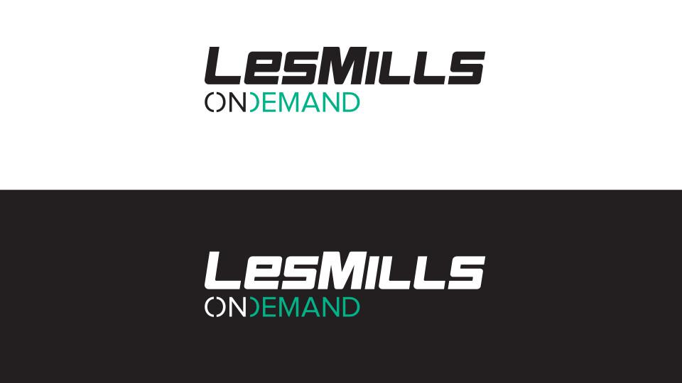 LES MILLS On Demand logos