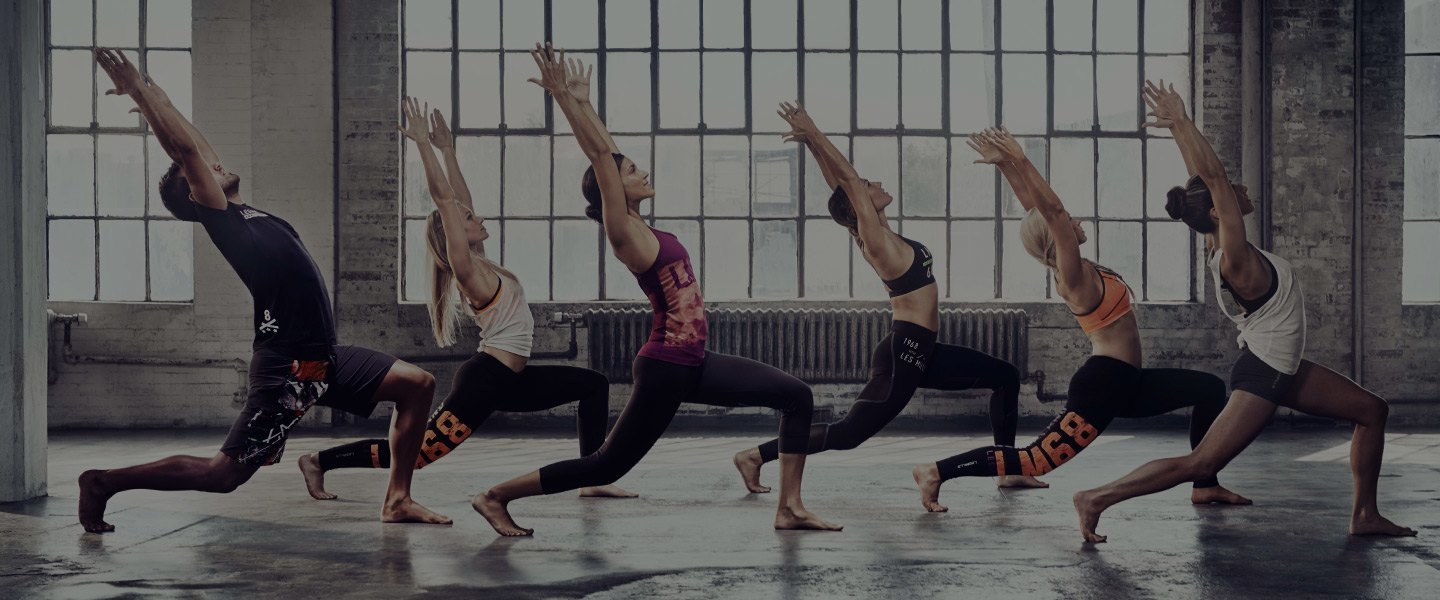 Getting Started - BODYBALANCE