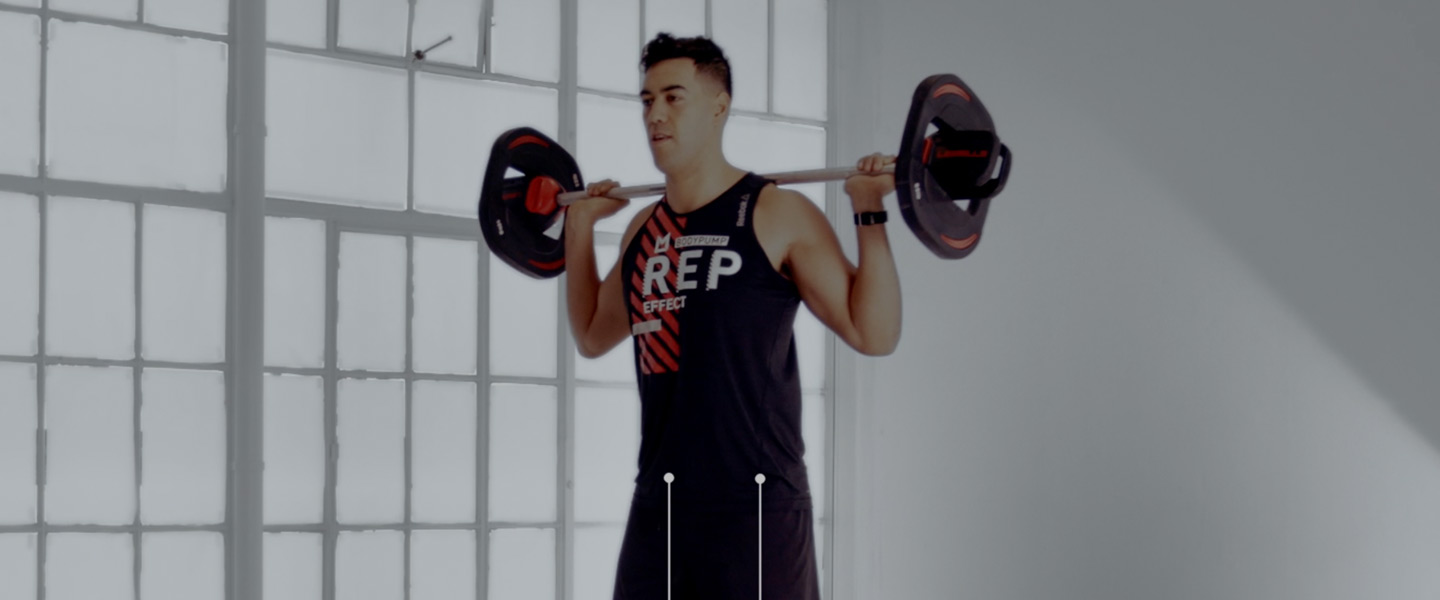 BODYPUMP Moves - Squat video