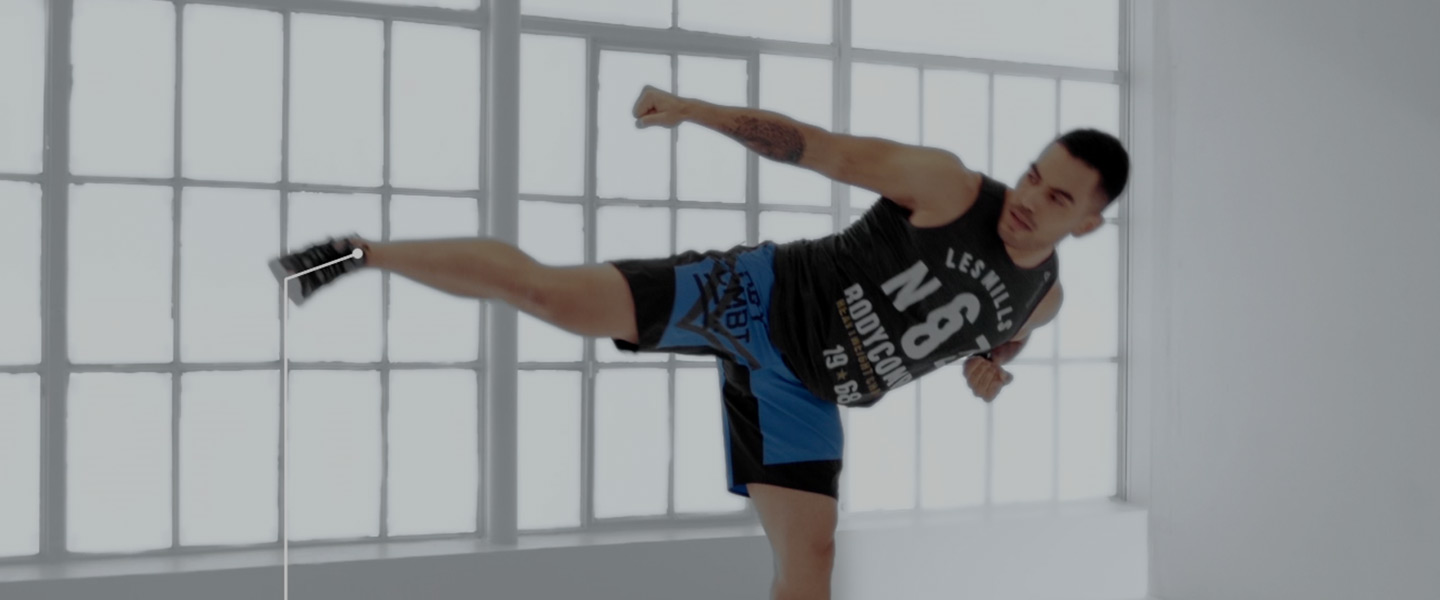 BODYCOMBAT - Side Kick