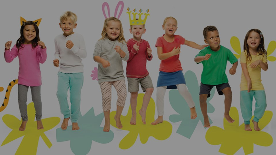 BORN TO MOVE™ | EXERCISE FOR KIDS