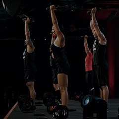 BODYPUMP 95 FEATURED TRACK