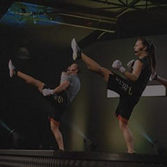 BODYCOMBAT and core training