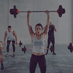 WOMEN AND WEIGHT LIFTING