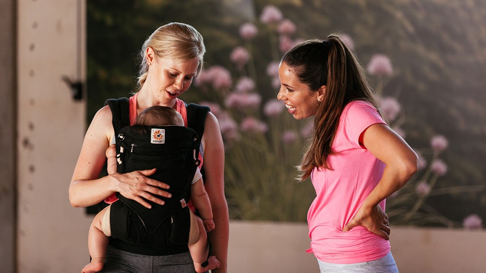 Pregnancy Health and Fitness Articles – Les Mills
