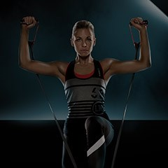 The LES MILLS SMARTBAND is here