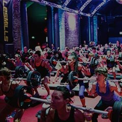 World gym gets Les Mills