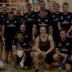 Team NZ do LES MILLS GRIT