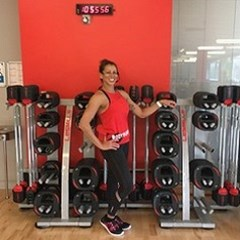 Meet Denice BODYPUMP100 Trainer